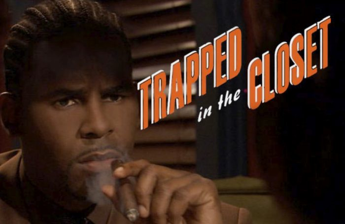 R. Kelly Trapped in the Closet